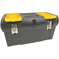 """STANLEY 019151M 19"""" Tool Box with Removable Tray"""