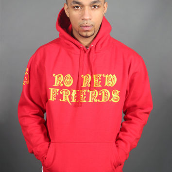 Drake No New Friends Hoody T-Shirt Sweatshirt  Clothing