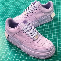 Nike Air Force 1 Low Jester Violet Mist Af1 Ao1220-500 Women Sneakers - Best Online Sale
