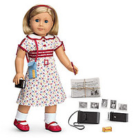 American Girl® Clothing: Kit's Reporter Dress & Accessories
