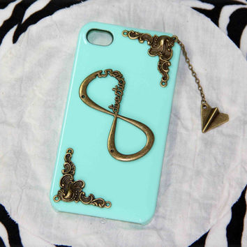 bronze  one direction airplane iPhone case airplane iphone 4 4s 5 case 1D directioner phone case friendship love gifts trending