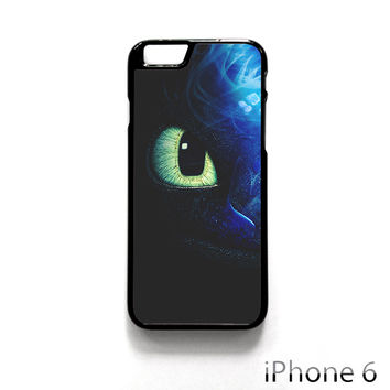 One Eyes Night Furry How Do You Train The Dragon for Iphone 4/4S Iphone 5/5S/5C Iphone 6/6S/6S Plus/6 Plus Phone case