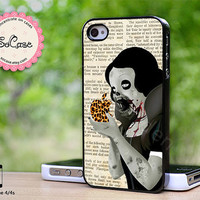 Zombie Snow White iPhone 4 Case, iPhone 4s Case, iPhone Case, iPhone Hard Case, iPhone 4 Cover, iPhone 4s Cover