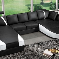 Contemporary Sectional Sofas - Opulentitems.com