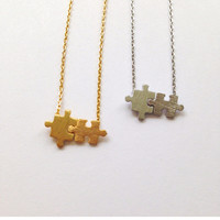 1 Puzzel Necklace #L18