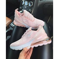shosouvenir Nike Air Max 270 men and women The air cushion shoes