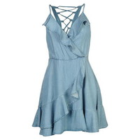 Nicole Denim Dress