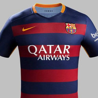 Barcelona Home Kit 15/16