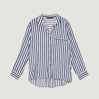 STRIPED SHIRT DETAILS