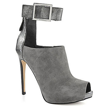 Guess Shilvy Peep-Toe Booties | Dillards.com
