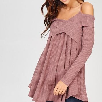 Wish List Off the Shoulder Top