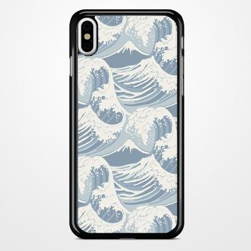 Great Waves iPhone X Case | casescraft