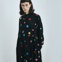 Lazy Oaf Scribble Spot Dress - Everything - Categories - Womens