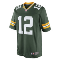 Nike NFL Green Bay Packers (Aaron Rodgers) Men's Football Home Limited Jersey