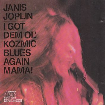 Janis Joplin | I Got Dem Ol' Kozmic Blues Again Mama! | Used Music CD
