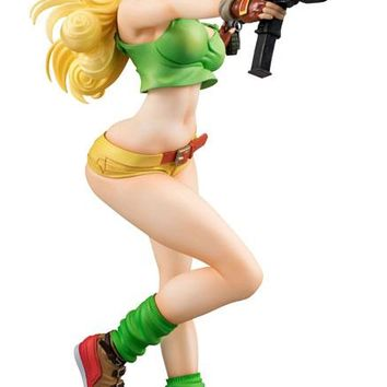 MegaHouse Dragon Ball Gals Lunch Blonde Ver.