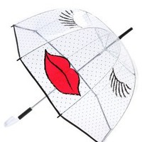 Felix Rey Kissy Face Umbrella | SHOPBOP