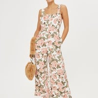 **Arden Rose Open Back Culotte Jumpsuit by Nobody's Child | Topshop
