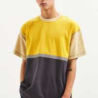 UO Colorblocked Dad Tee | Urban Outfitters