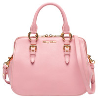 Miu Miu e-store · Handbags · Top Handle Bags · Top Handle RL0058_2AJB_F0028