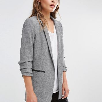 New Look Tailored Blazer at asos.com