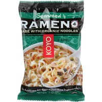 Koyo Dry Ramen - Seaweed - 2 Oz - Case Of 12