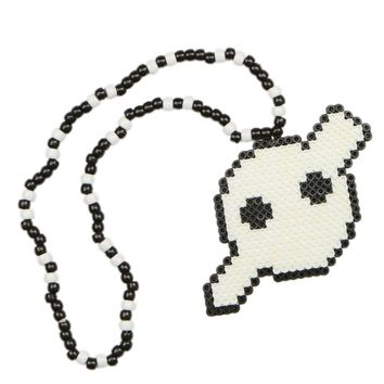 Knife Party Kandi Necklace