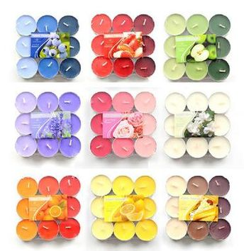 2boxes Candle tea light 14g 9pcs/box wedding candle