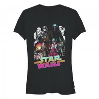 Star Wars Comic T Shirt (Women's)