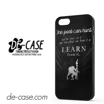 Rafiki Lion King Quote DEAL-9106 Apple Phonecase Cover For Iphone 5 / Iphone 5S