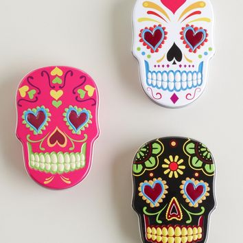 Sugar Skulls Day of The Dead Candies - Assorted Colors