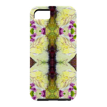 Ginette Fine Art Southern White Butterfly Cell Phone Case