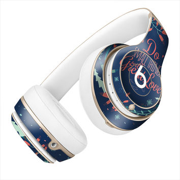 Do the Small Thing with Great Love Skin for the Beats By Dre Headphones