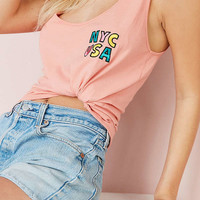 Future State Destination Tank Top | Urban Outfitters