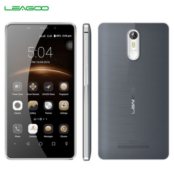 Original LEAGOO M8 16GB/2GB Smartphone 0.19s Fingerprint 5.7'' 2.5D Arc Freeme 6.0 MTK6580A Quad Core up to 1.3GHz Dual SIM GPS