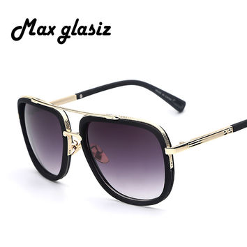 Dita Sunglasses Men Brand Designer Gold Frame Sunglasses Men Square Shaped Outdoor Male Women Eyewear Oculos De Sol Masculino