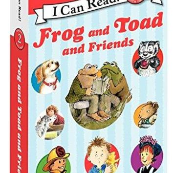 Frog and Toad and Friends I Can Read, Level 2 BOX