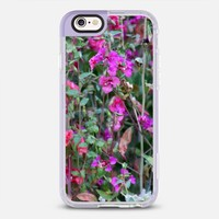 Flower mix iPhone 6s case by littlesilversparks | Casetify