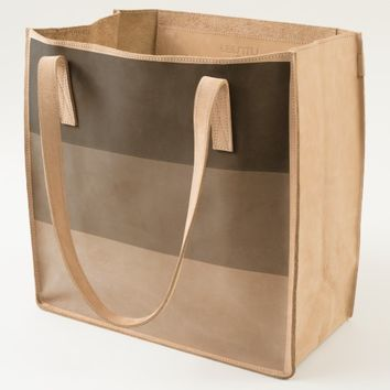 Three Stripes Tote