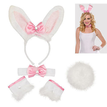 Sexy Bunny Costume Kit