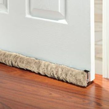 Rolling Draft Guard, Door Draft Stopper, Door Draft Guard | Solutions