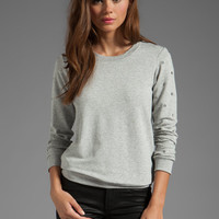 Bailey 44 Bright Star Sweatshirt in Light Heather Grey from REVOLVEclothing.com