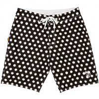 "Stussy: Scratch Dot 6.5"" Trunk - Black"