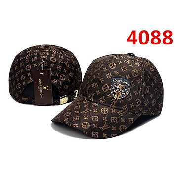 LOUIS VUITTON Hat Gucci Baseball Cap 4088