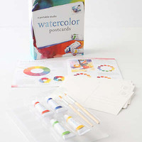 Anthropologie - Watercolor Postcards: A Portable Studio