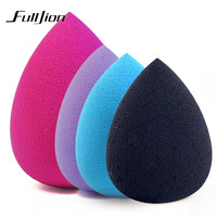 1pcs Color Makeup Foundation Sponge Cosmetic puff Blender Blending Puff Flawless Powder Smooth Beauty Cosmetic makeup tools