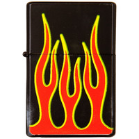 Full Flame Refillable Lighter