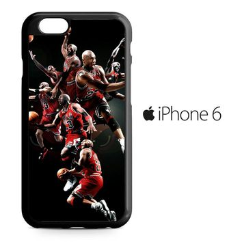 Michael Jordan iPhone 6 Case
