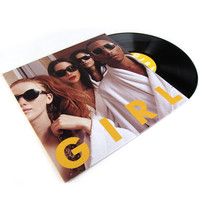 Pharrell : GIRL (Free MP3) Vinyl LP