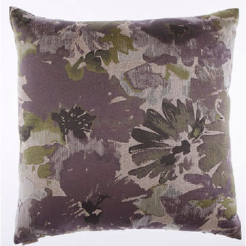 Canaan Company 2145-L Spring Meadow Damask 24 x 24 Pillow (Clearance Priced)